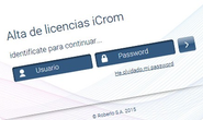 Licenza iCrom